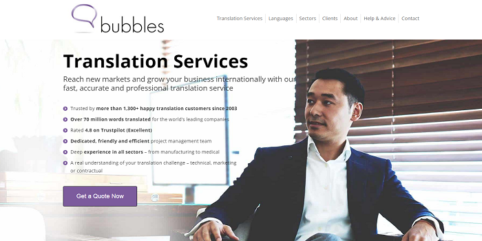 translation services